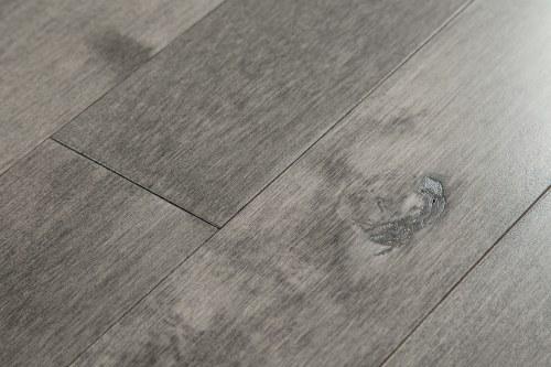Medium Of Gray Wood Flooring