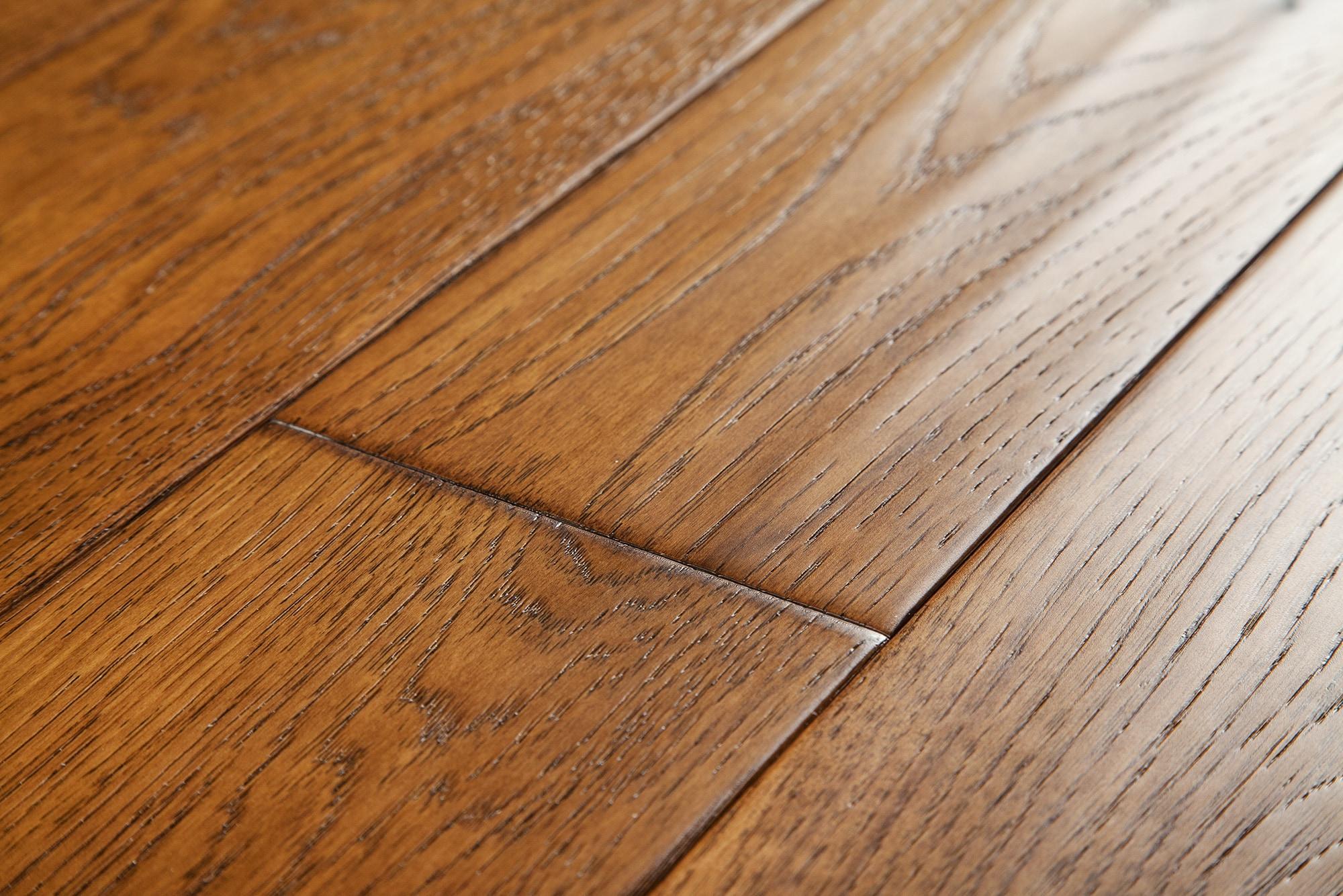 Distressed Saddle Hickory Flooring Carpet Vidalondon