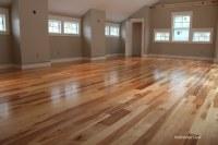 Hickory Wood Floors - Home Design
