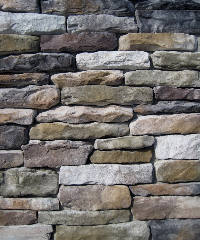 Free Samples Black Bear Manufactured Stone Ledge Stone