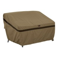 Classic Accessories Covers - Hickory Patio Sofa and Bench ...
