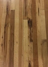 "Beasley Hickory Random Length 3/4"" Plantation Plank ..."