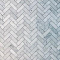 GL Stone & Tile Herringbone Pattern Natural Stone Mosaics