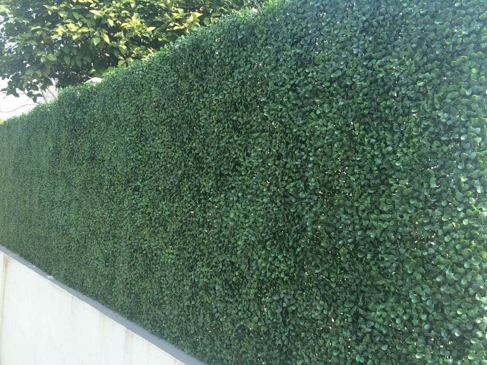 Builddirect Century Home Living Fence Covering Artificial Plane Hedge