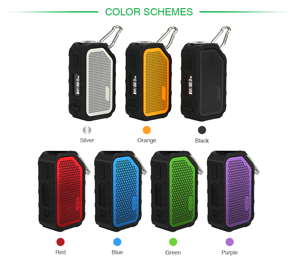 Box Bluetooth Wismec Active Bluetooth Music Tc Box Mod