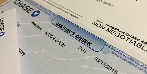 Cashier\u0027s Check vs Money Order Which Clears Faster? MyBankTracker