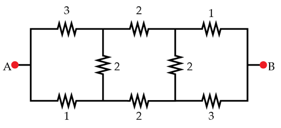for the parallel circuit shown below calculate the total