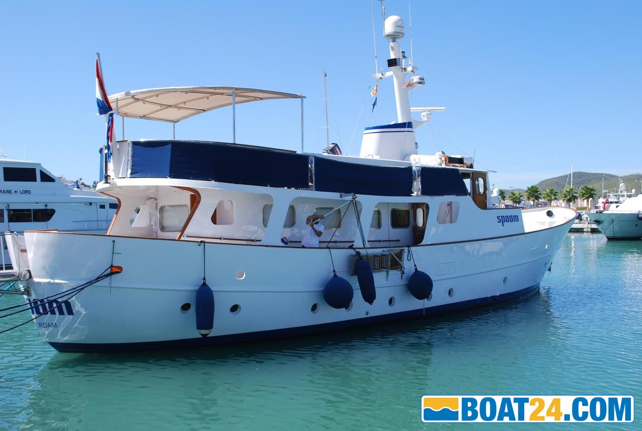Mobile Klimaanlage Yacht Classic Yacht Spoom Eur 650 000 Boot24 Ch