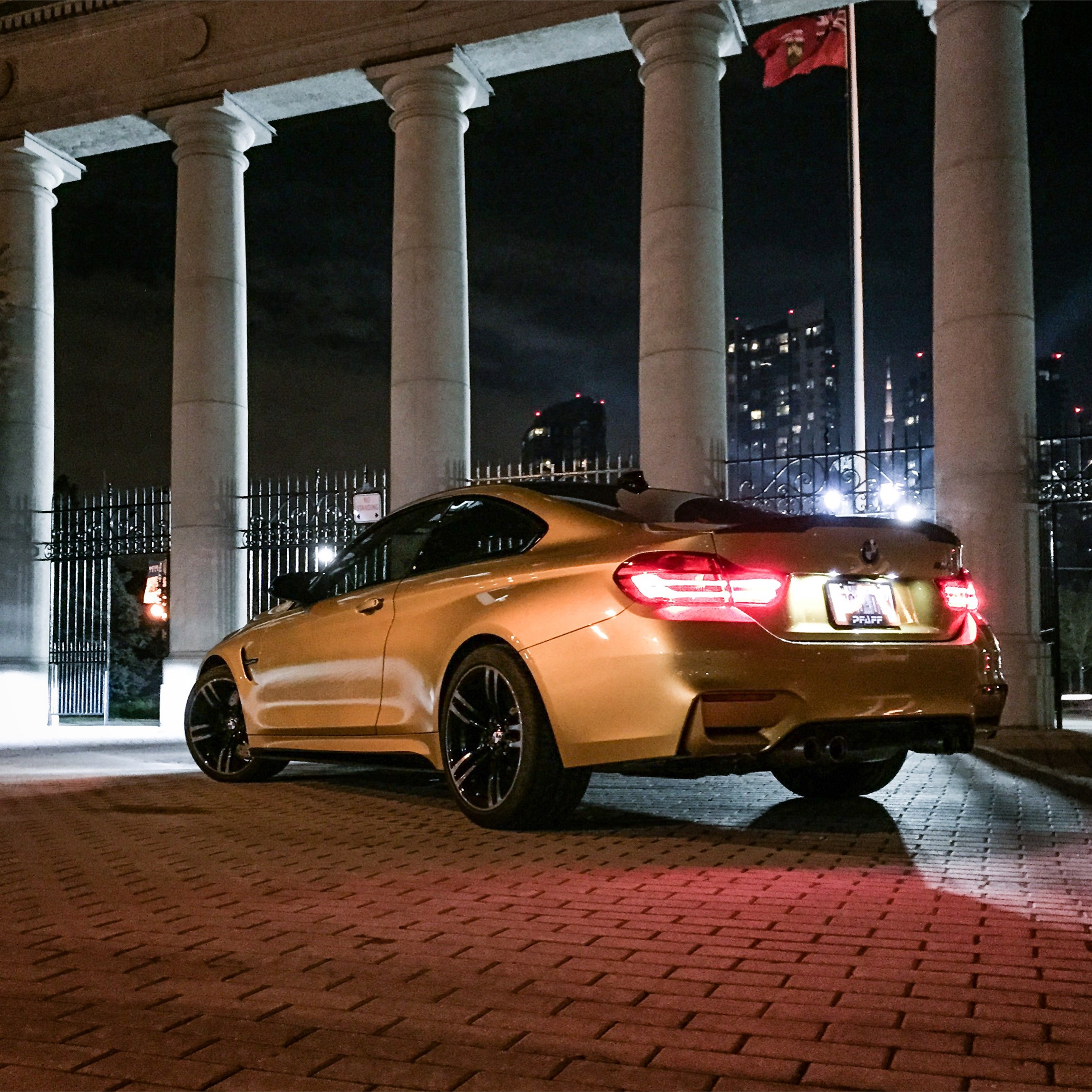 M4 Performance Exhaust Review 2015 Bmw M4 With M Performance Options Pfaff Auto