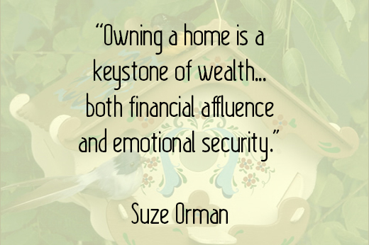 20 Great Quotes, Shares, and Best Tweets Ever about Real Estate - real estate quotation