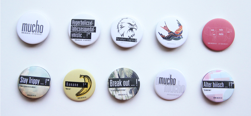 A badge revele conception, design and fabrication