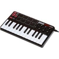 Akai Pro MPK Mini USB MIDI Keyboard With Drum Pads ...