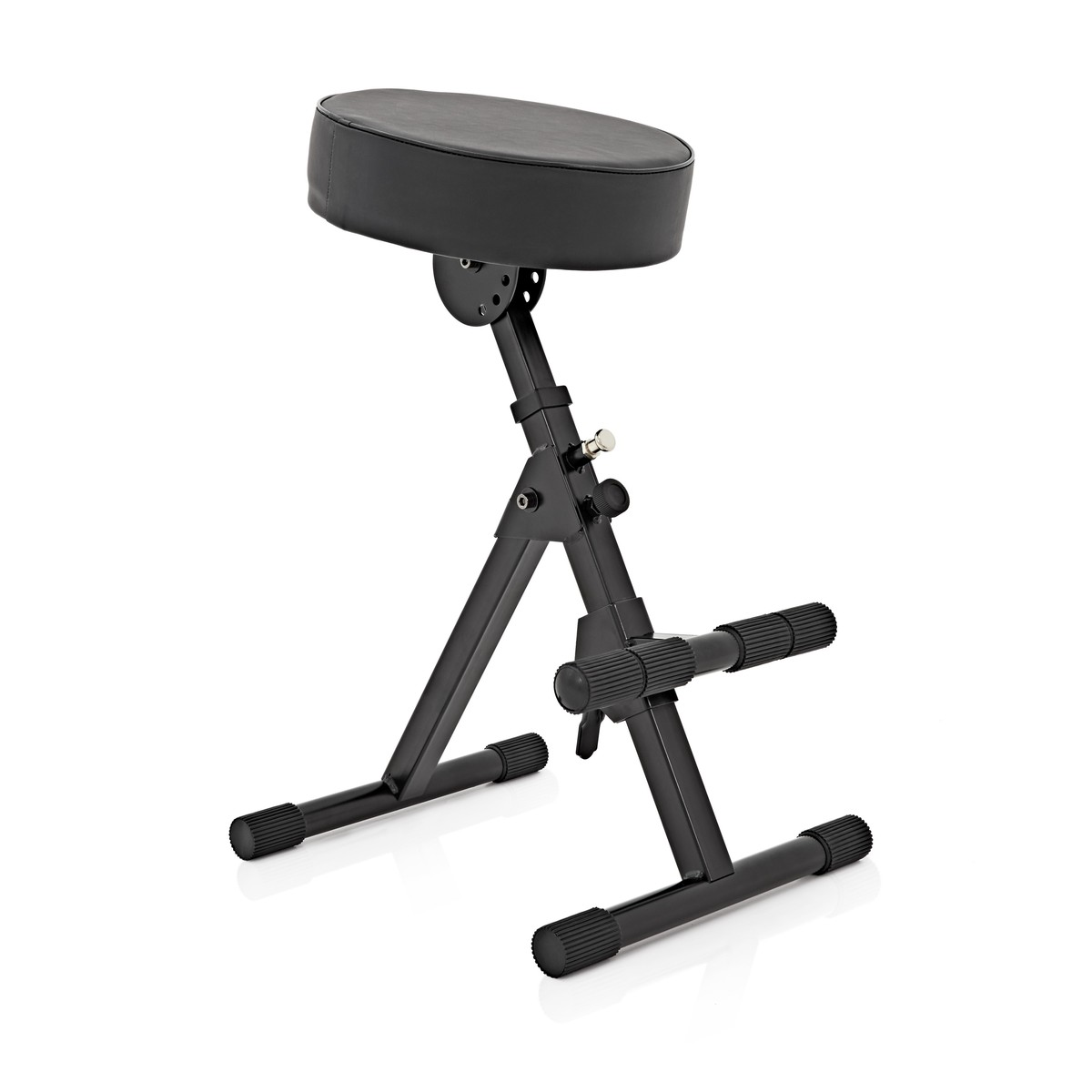 Tabouret Reglable Adjustable Musicians Stool By Gear4music