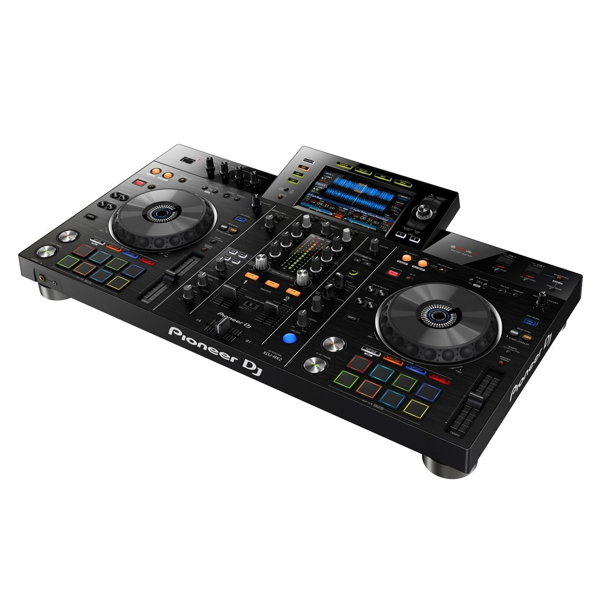 Mesa De Dj Pioneer Pioneer Dj Xdj Rx2 All In One Dj Controller At Gear4music