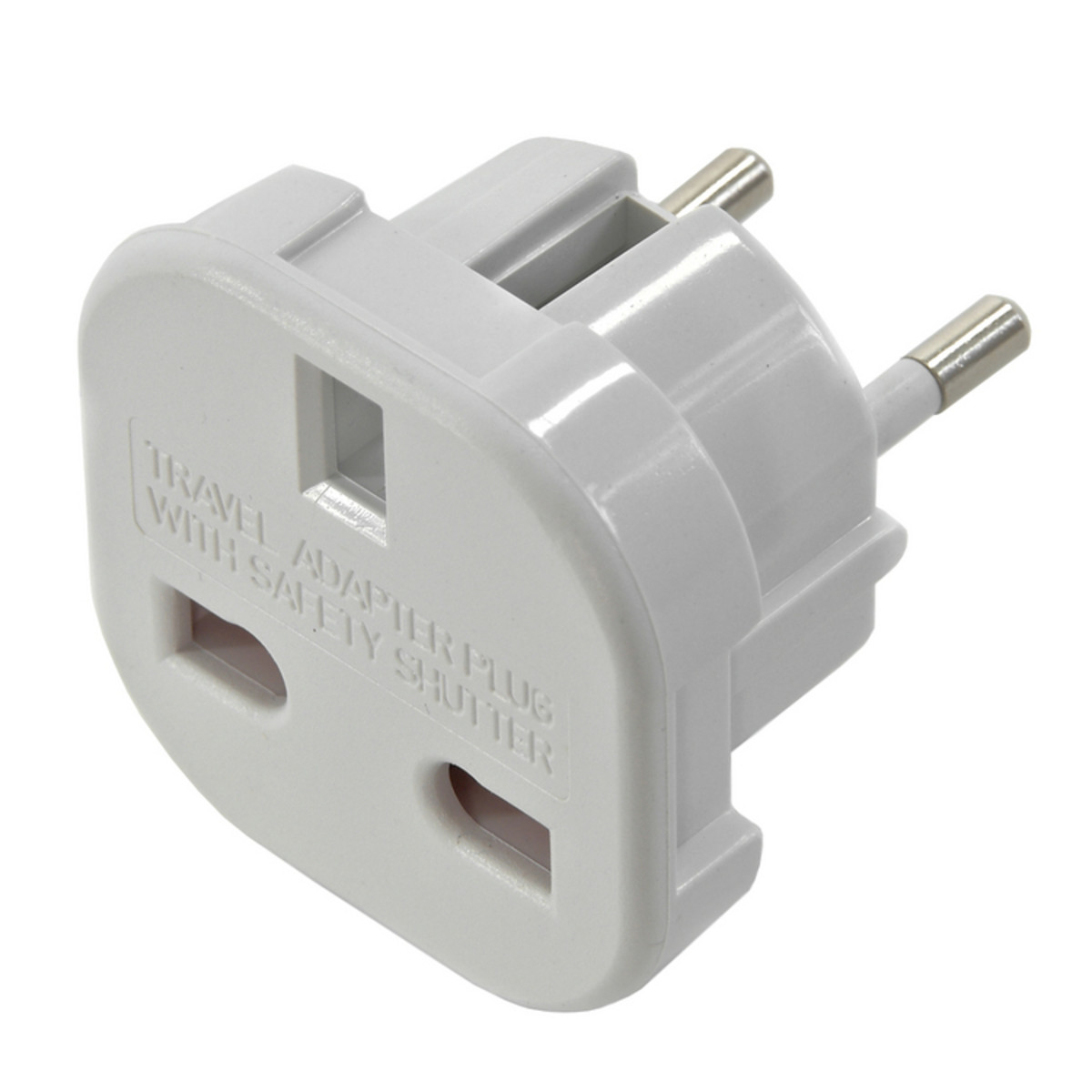 Travel Adapter Eu To Uk Uk Eu Power Adaptor By Gear4music