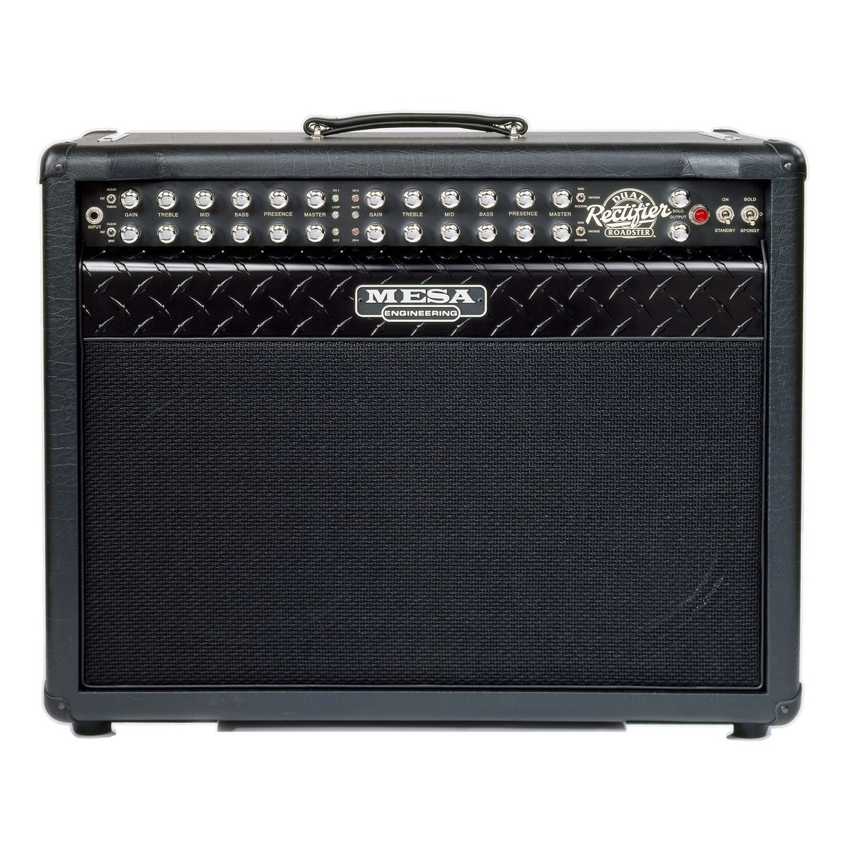 Mesa Roadster Mesa Boogie Roadster 2x12 Combo At Gear4music Ie