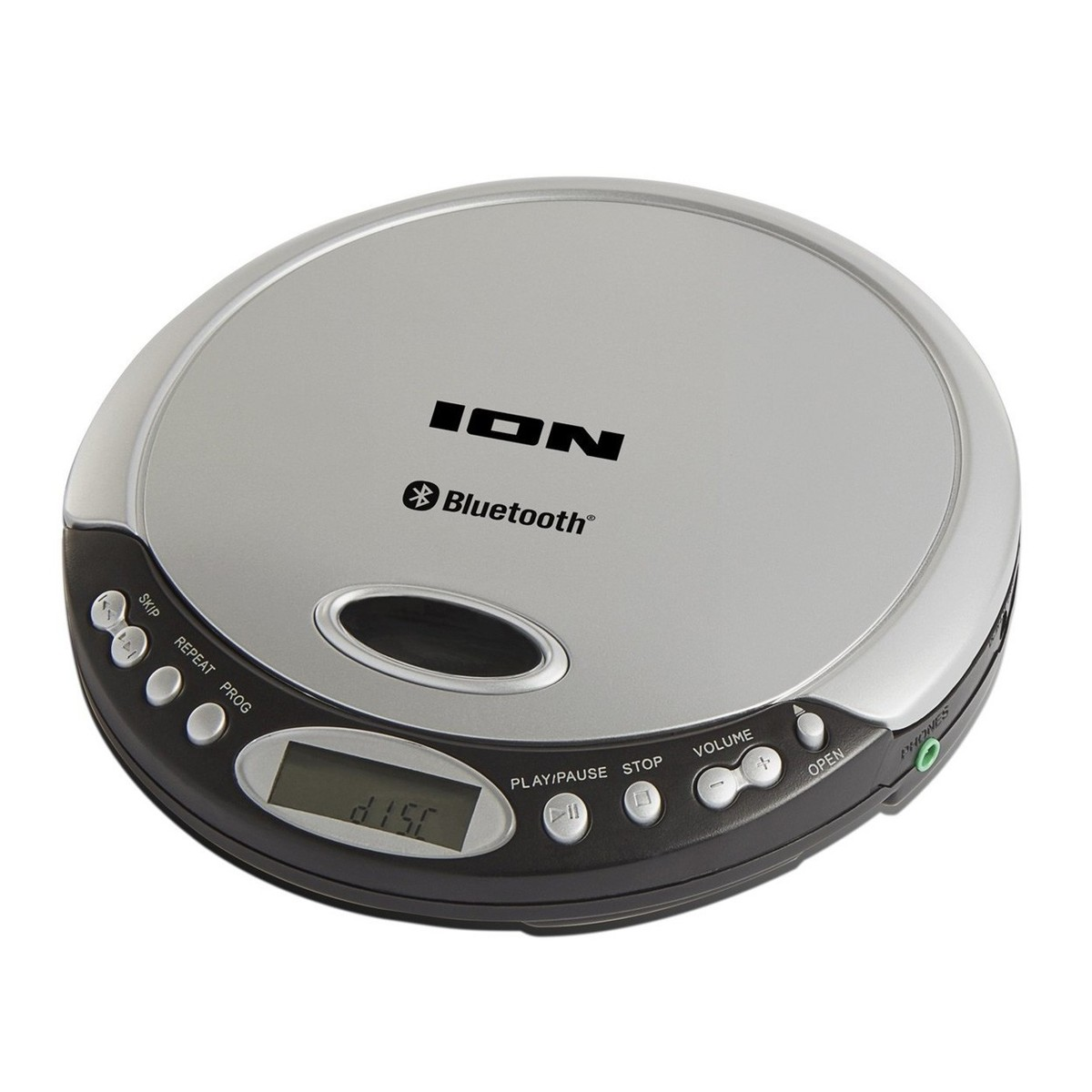 Box Bluetooth Ion Air Cd Bluetooth Portable Cd Player Box Opened