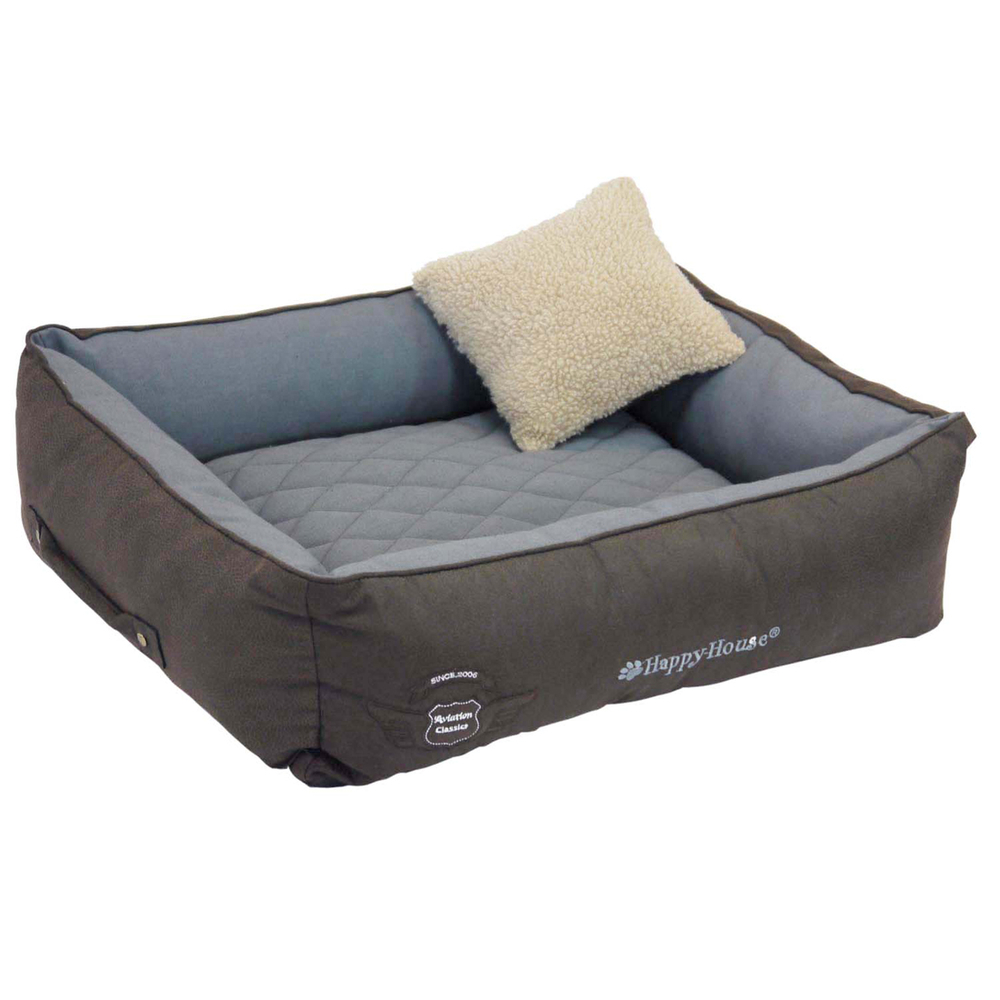 Hundebett Amazon Happy House Hundebett Aviation Rechteckig