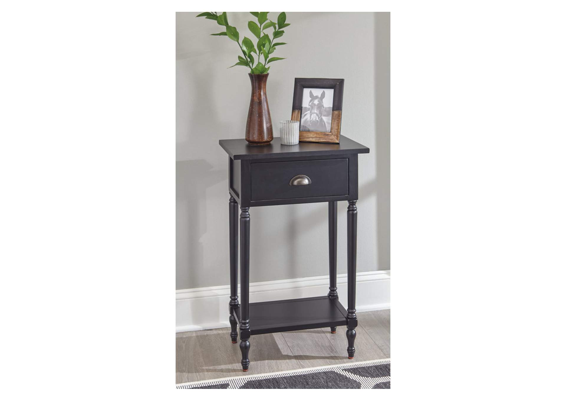 Review 4x6 Sofa Furniture Exchange Juinville Black Accent Table