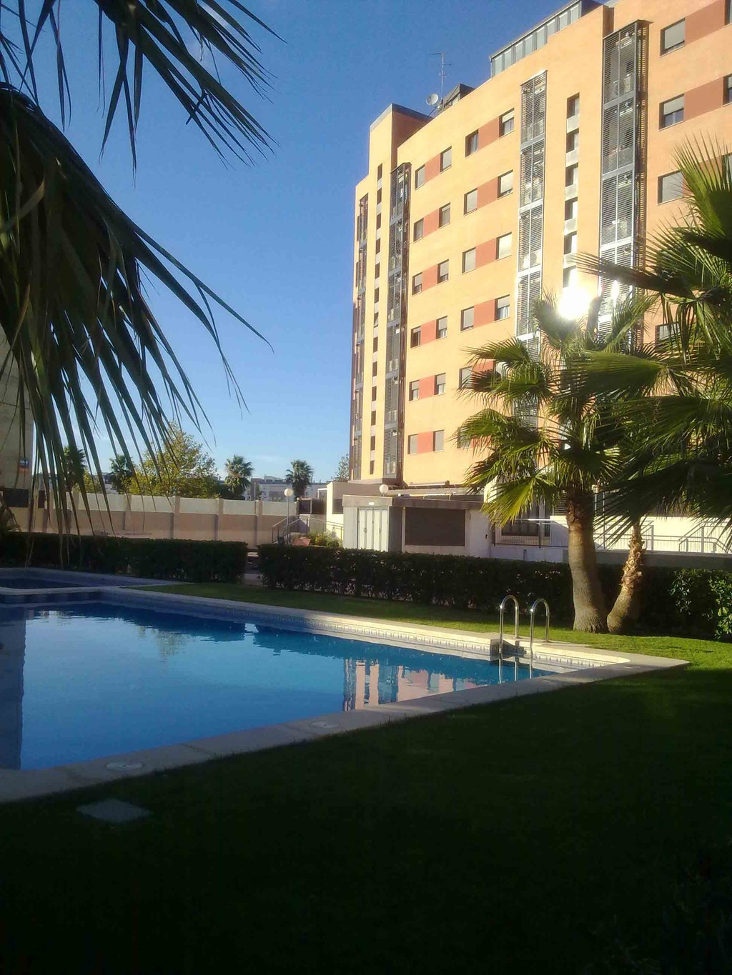 Valencia Piscina Piso Con Piscina En Valencia Shared Flat With Swimmingpool In Valencia