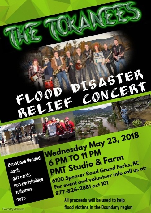 Copy of Disaster Relief Fundraiser Poster PosterMyWall