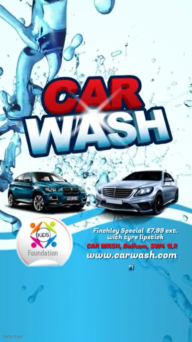 Car Wash Flyer Templates PosterMyWall - car wash flyer template