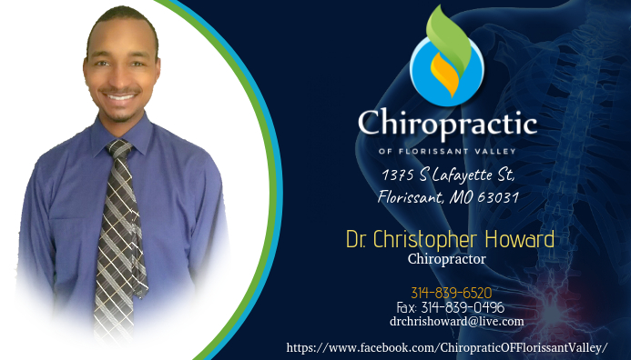 Chiropractic OF Florissant Valley 7 Template PosterMyWall