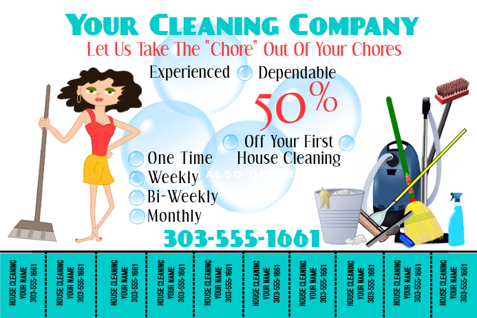 Free Carpet Cleaning Flyer Templates Costumepartyrun