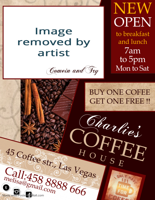 create event flyers