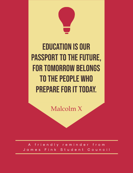Education Quotation Template PosterMyWall