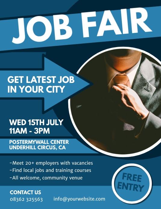 job fair flyer - Goalgoodwinmetals - 9 sample job fair reports