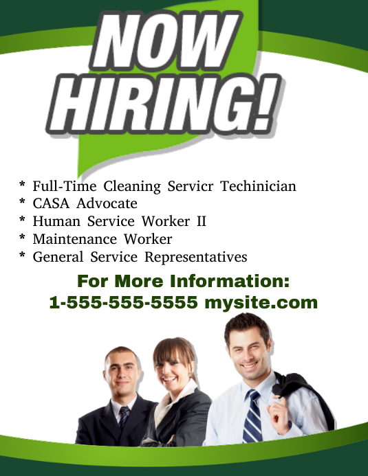 Now Hiring Flyer Template Best Images Of Hiring Flyer Examples - Now hiring flyer template