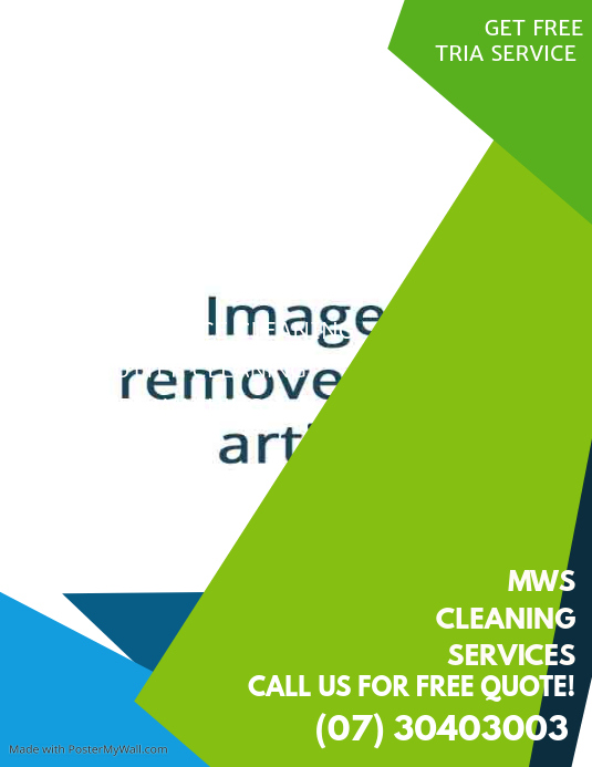Power Wash Cleaning Service Flyer Template PosterMyWall