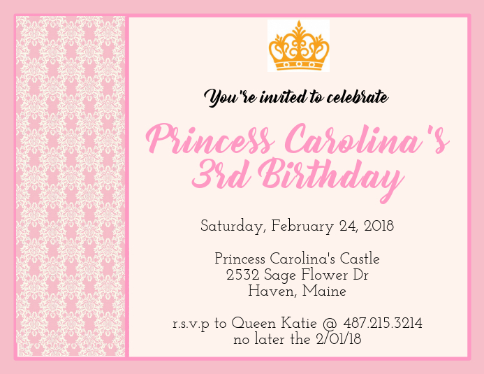 Create Beautiful Birthday Invitations Easily PosterMyWall