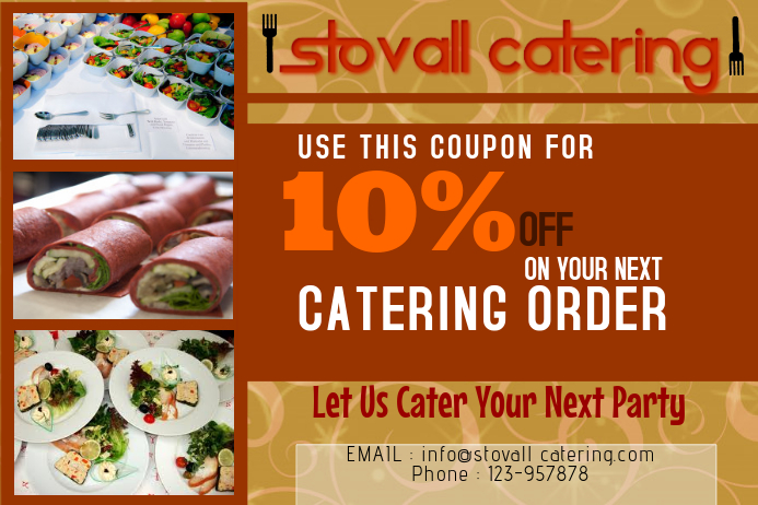 sample flyers for food business - Ozilalmanoof