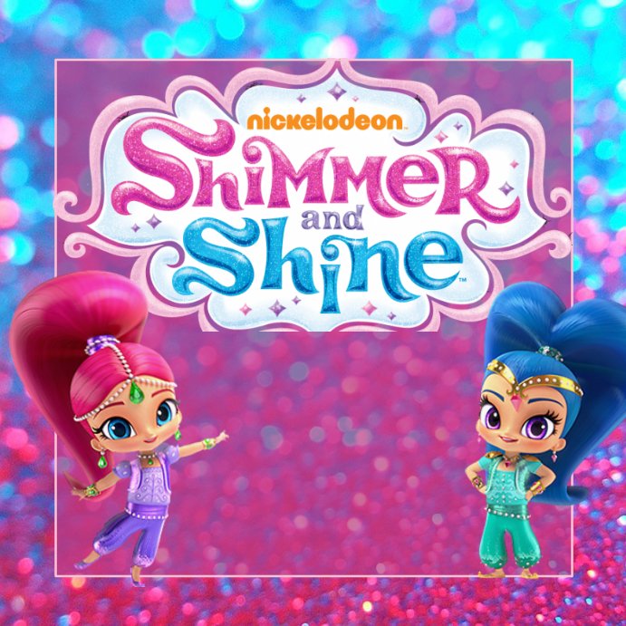 Wallpaper Backgrounds Fall Shimmer And Shine Party Poster Template Postermywall