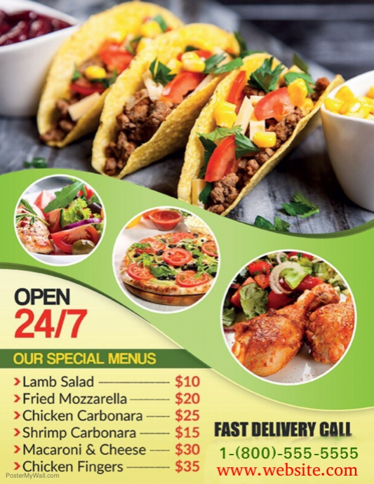 taco flyers - Cypruhamsaa