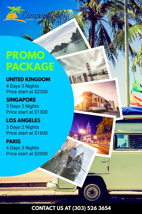 promotion flyer design