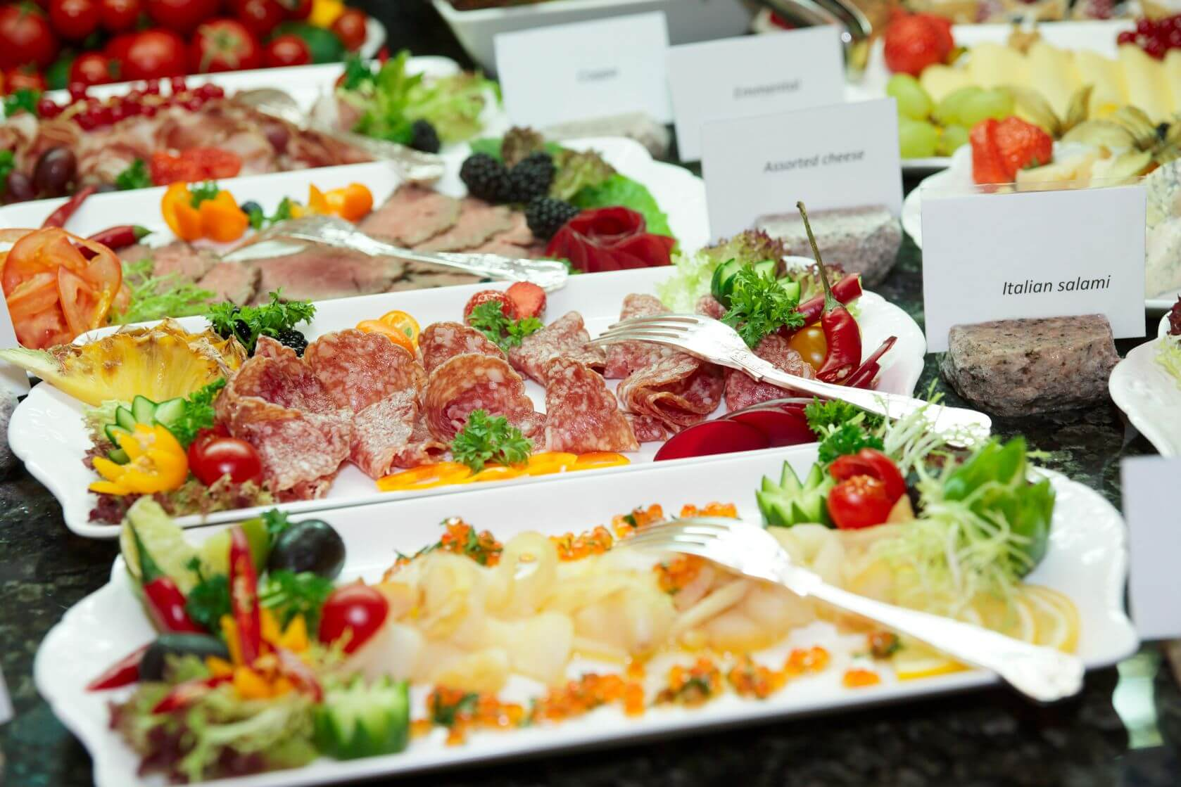 Ausgefallenes Fingerfood What Is Involved In A Banquet Dinner? | Superpages