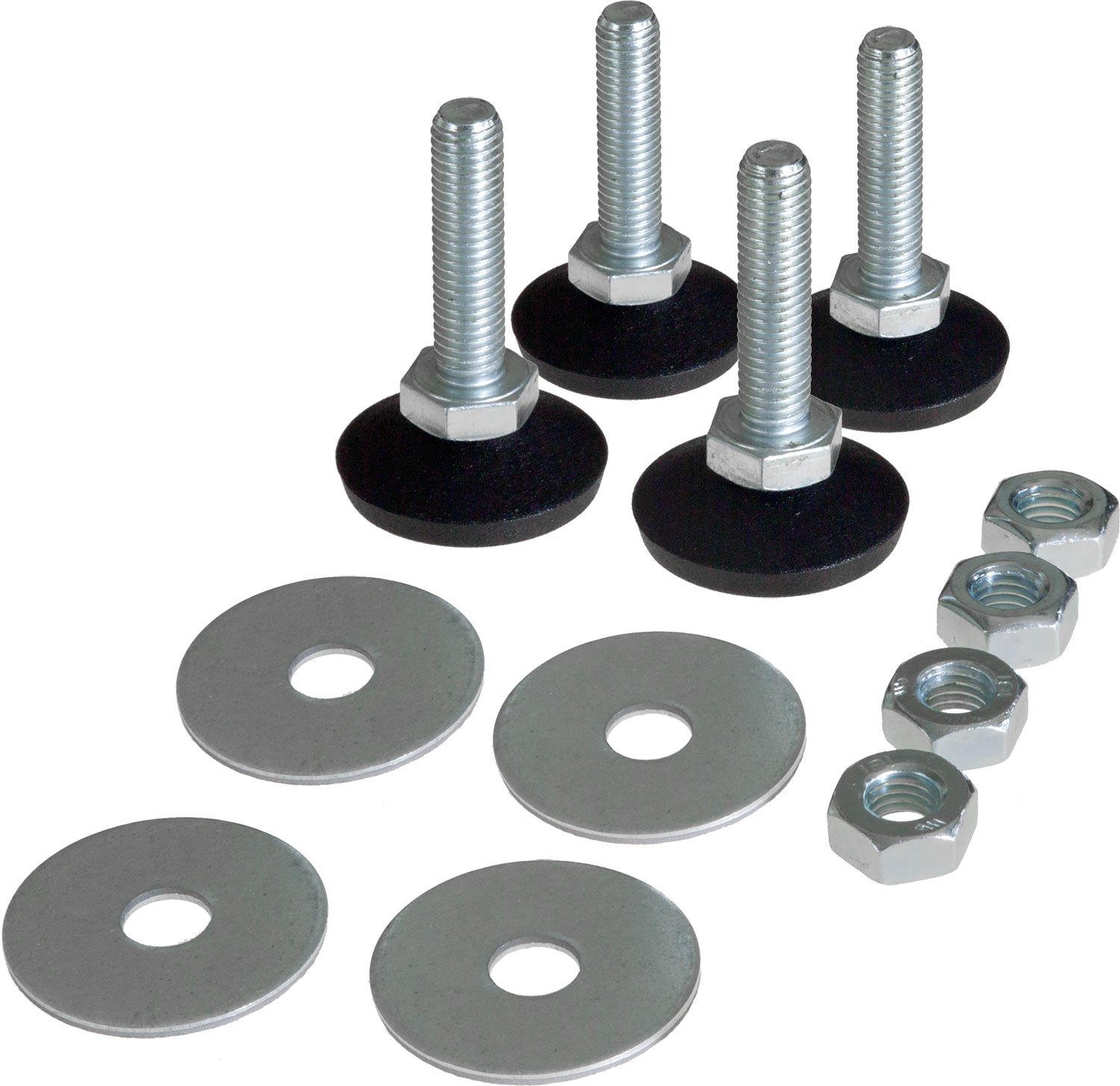 Ew Series 4 Leveling Feet Kit For Ew Series Cabinets
