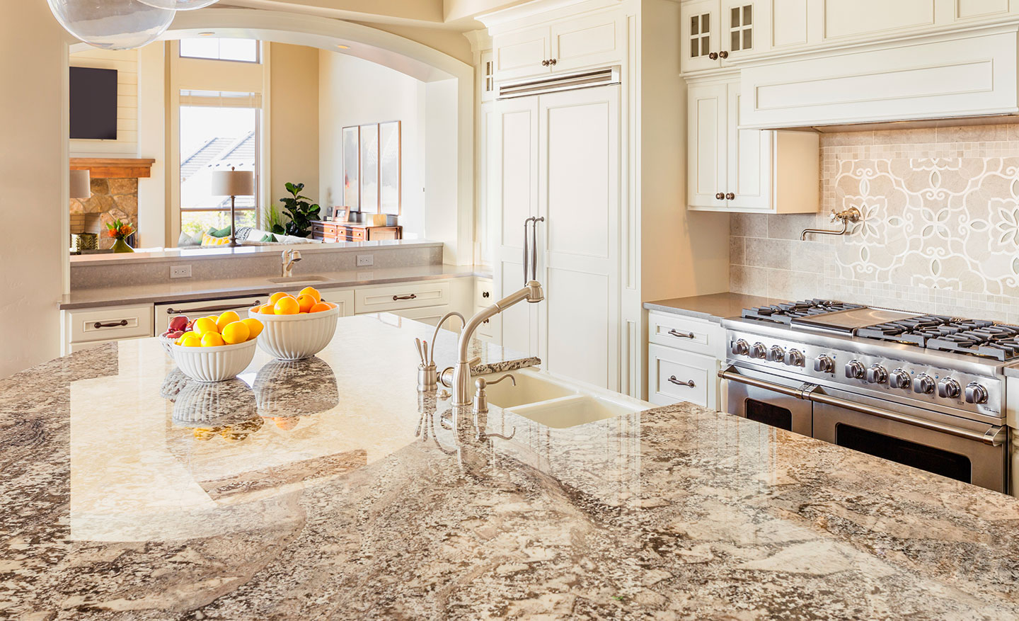 Ugly Granite Countertops News Info New England Kitchen Bath
