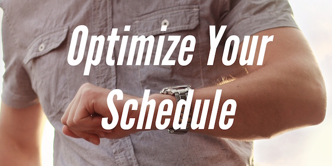 How to Plan Your Week and Optimize Your Daily Schedule - Due