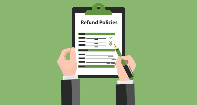 Rules For Offering Customer Refunds - Due