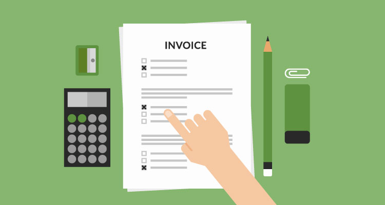 Invoice a Large Freelance Project - Due