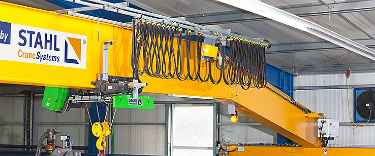 Crane electrics STAHL CraneSystems