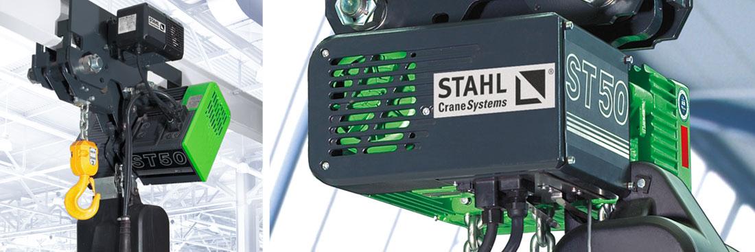 ST chain hoist STAHL CraneSystems