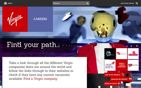 Venture Capital  Private Equity Jobs Pages Website Inspiration - websites to look for jobs