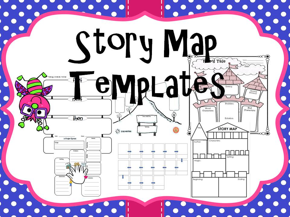 Story map template by ventori - Teaching Resources - Tes