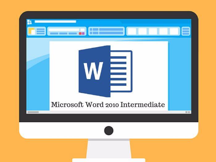 Microsoft Word Intermediate Training Manual by Resource_Creator