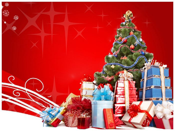 MERRY CHRISTMAS POWERPOINT TEMPLATE by TemplatesVision - Teaching - christmas powerpoint template